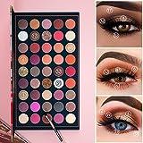 EYESEEK Matte Eyeshadow Palette 45 Shades High