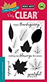 Hero Arts CL987 Color Layering Grateful Leaves Card Making Kit