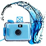 Waterproof Camera Emubody Underwater Water Waterproof Mini 35mm Film Camera