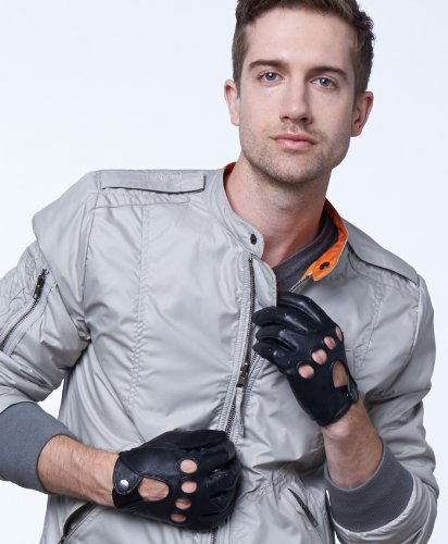 df4ff26cf7d8b Pratt and Hart Traditional Leather Driving Gloves at Amazon Men's Clothing  store