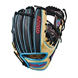 "Wilson A2000 DP15 SuperSkin Pedroia Fit 11.5"" Infield Baseball Glove - Right Hand Throw"