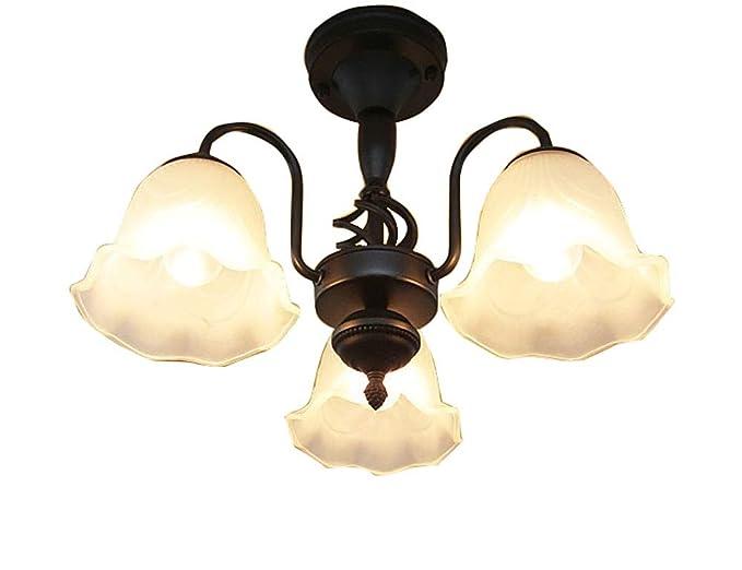 luces a soplado colgantes Lámparas para de vidrio colgantes 3RL5q4cjA