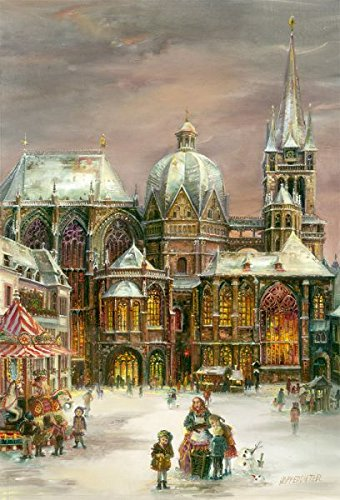 Bruck Sohn - Aachen Cathedral - Advent Calendar