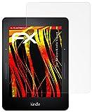 2 x atFoliX Folie Amazn Kindl Voyage Displayfolie - FX-Antireflex-HD Entspiegelung für hochauflösende Displays