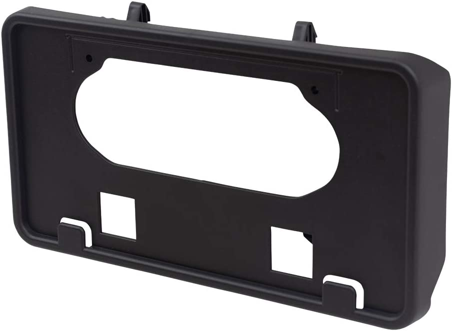 OE Replacement 2013-2014 Ford Taurus License Plate Bracket Partslink Number FO1068150