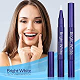 VASSOUL Teeth Whitening Pen, Safe 35% Carbamide Peroxide Gel, Effective and Painless, Travel-Friendly, Easy to Use, Natural Mint Flavor, 2 ml