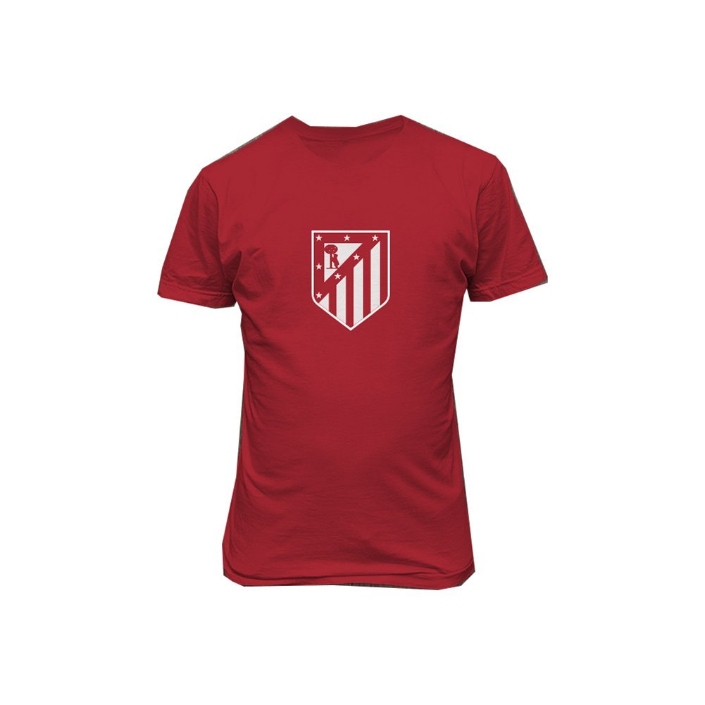 Atletico de Madrid España camiseta Futbol T Shirt at Amazon Mens Clothing store:
