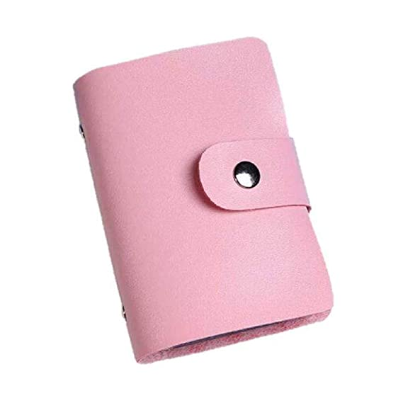 Amazon.com: Wffo - Funda de piel para tarjetas de crédito ...