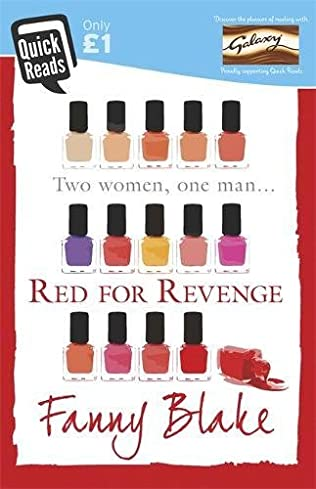 book cover of Red for Revenge