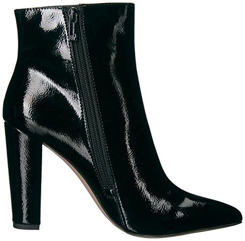 Jessica Simpson Vrouwen Teddi Mode Boot Zwart Lak