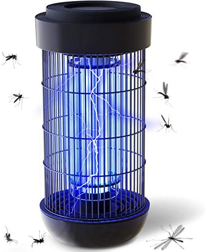 Bug Zapper, FLASHVIN Mosquito Zapper Insect Fly Trap for Indoor & Outdoor, Electric 4000V Mosquito Killer Waterproof for Backyard, Patio, Home