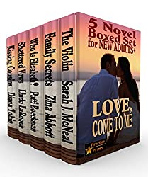 Love, Come To Me: Boxed Set For New Adults
