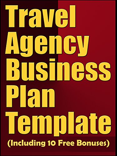 Amazon travel agency business plan template including 10 free travel agency business plan template including 10 free bonuses by business plan expert friedricerecipe Choice Image