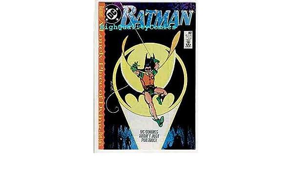 Perez Wolfman NM more BM in store BATMAN #442 1st Tim Drake in Costume