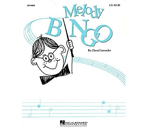 Bingo Melody - Music First Express Melody Bingo CD Package