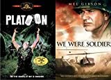 Vietnam War Film Collection - Platoon & We Were Soldiers 2-DVD Bundle