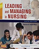 img - for Leading and Managing in Nursing, 6e book / textbook / text book