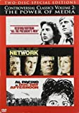 Controversial Classics, Vol. 2 - The Power of Media (All the President's Men / Network / Dog Day Afternoon) (Two-Disc Special Edition) by Warner Home Video
