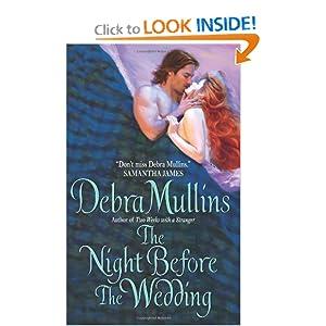 The Night Before the Wedding Debra Mullins