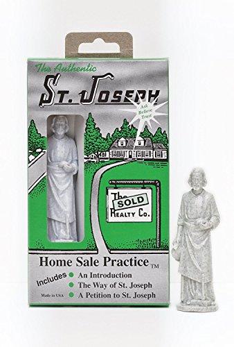Saint Joseph Home Sales Prayer Kit -