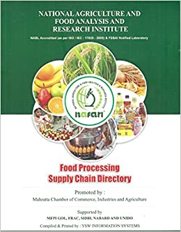 Amazon in: Buy Food Processing Supply Chain Directory Book Online at