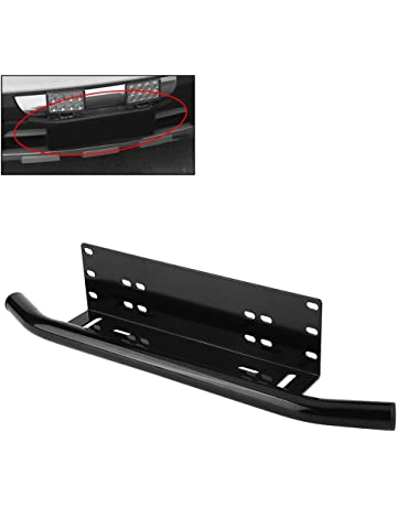 676 Black License Plate Frame CLASS-OF-2017 Auto Accessory