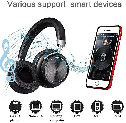 DIWUER Bluetooth Microphone Cancelling Smartphone product image
