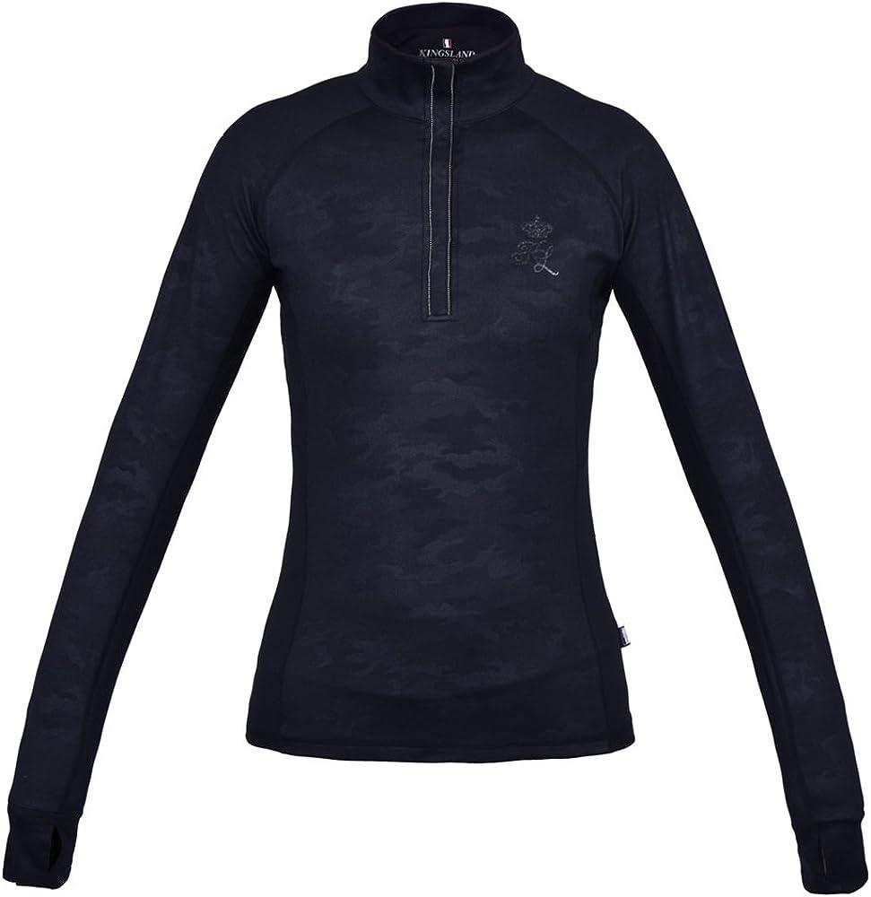 Kingsland Jennifer 1//2 Zip Training Shirt for Ladies ***Sale***