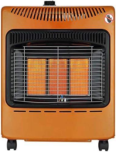 H.yina Calefacción portátil del Calentador de Gas de 4,2 kW ...