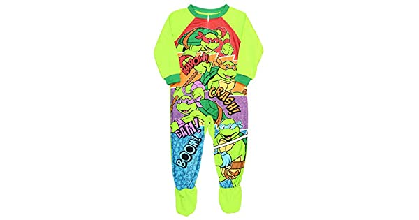 Amazon.com: Ame teenage mutant ninja turtles pijamas con ...