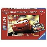 Ravensburger Disney Pixar Cars Grand Entrance 2x24-Piece Puzzles