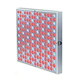 Ourkens 225Pcs LED Red Blue Indoor Garden Plant Grow Light Hanging Panel (120W) For Sale