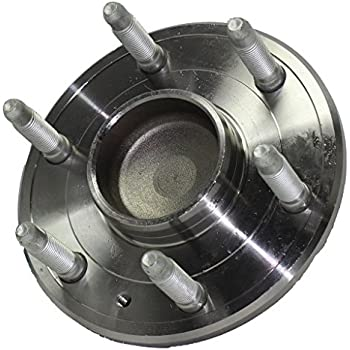 Prime Choice Auto Parts HB615099 Front Hub Bearing Assembly