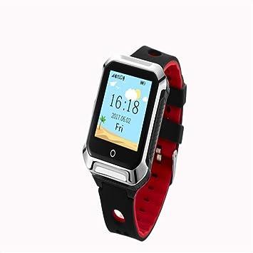 CATLXC Unisex Health Fitness Reloj Inteligente GPS Posicionamiento De La Salud Reloj Rastreador Reloj Multifunción Hombre