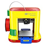 3D Printer - da Vinci miniMaker 3D Printer - 6''x 6''x6'' Built Volume (Includes 300g PLA Filament, Maintenance Tools, Print Bed Tape, 3D Filles Access, 3D Design CAD Software)