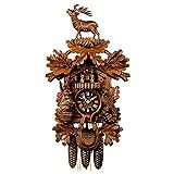 Reloj cucú Pieza de caza, ciervo