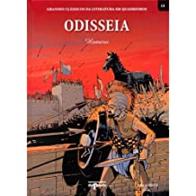 Grandes Clássicos em Quadrinhos - Odisseia