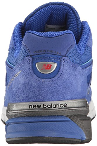 bk4 M990 Uomo d Uv Balance Sneaker New silver Blue xpUw6z7