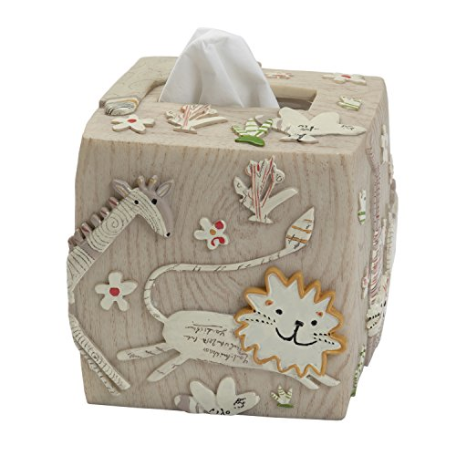 Creative Bath Products Animal Crackers Tissue Cover by Creative Bath