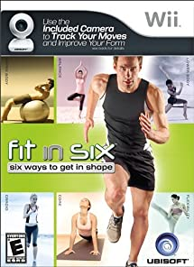 Fit in Six - Camera Bundle - Nintendo Wii