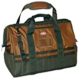 Bucket Boss 60020 Gatemouth Tool Bag, 20-Inch