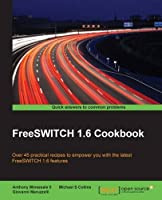 FreeSWITCH 1.6 Cookbook Front Cover