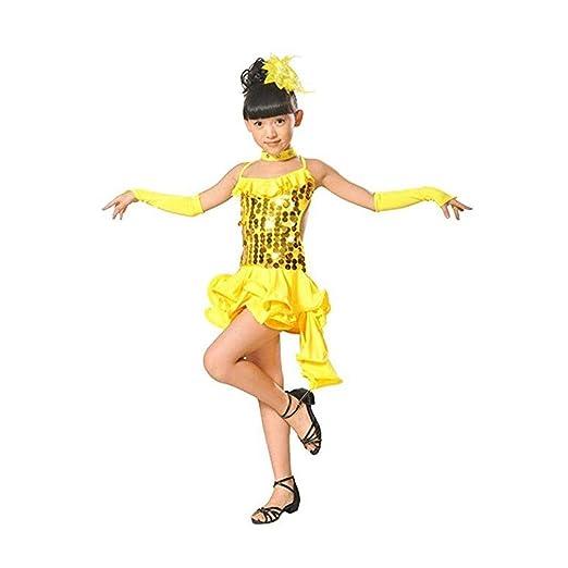 Faldas de danza para niña, Niños Niñas Vestido de Ballet ...
