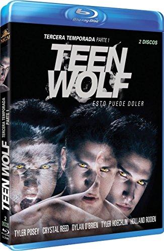 Teen Wolf - Season 3 Part 1 [Blu-ray] (Teen Wolf Blu Ray)