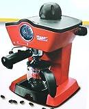 Electric Espresso Capuccino Maker 4 Cups Capacity