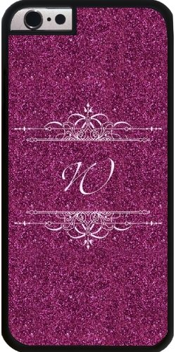 de7da615085 Funda para Iphone 6 Plus (5,5'') - Purpurina Rosa W: Amazon.es ...
