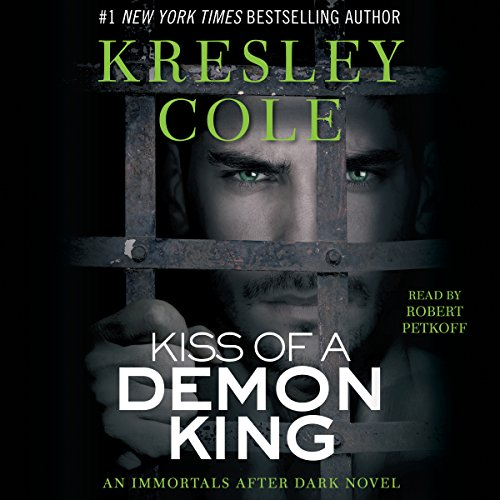 Kiss of a Demon King: Immortals After Dark, Book 7 Audiobook [Free Download by Trial] thumbnail