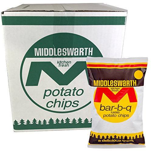 Middleswarth Kitchen Fresh Potato Chips Bar-B-Q Flavored- 3 LB. - Mail Canada Times Delivery