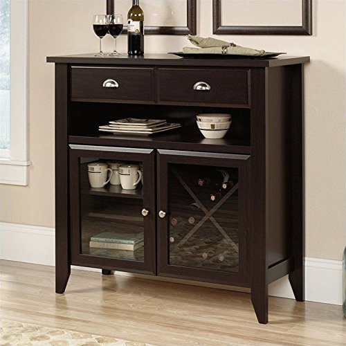 Sauder Shoal Creek Sideboard, Jamocha - Creek Buffet