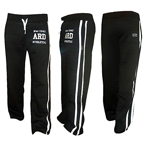 5e7df28a1829 ARD-Champs Men s Fleece Joggers Bottom Jogging Exercise Fitness Gym Sweat  Cotton Trousers - Buy Online in UAE.